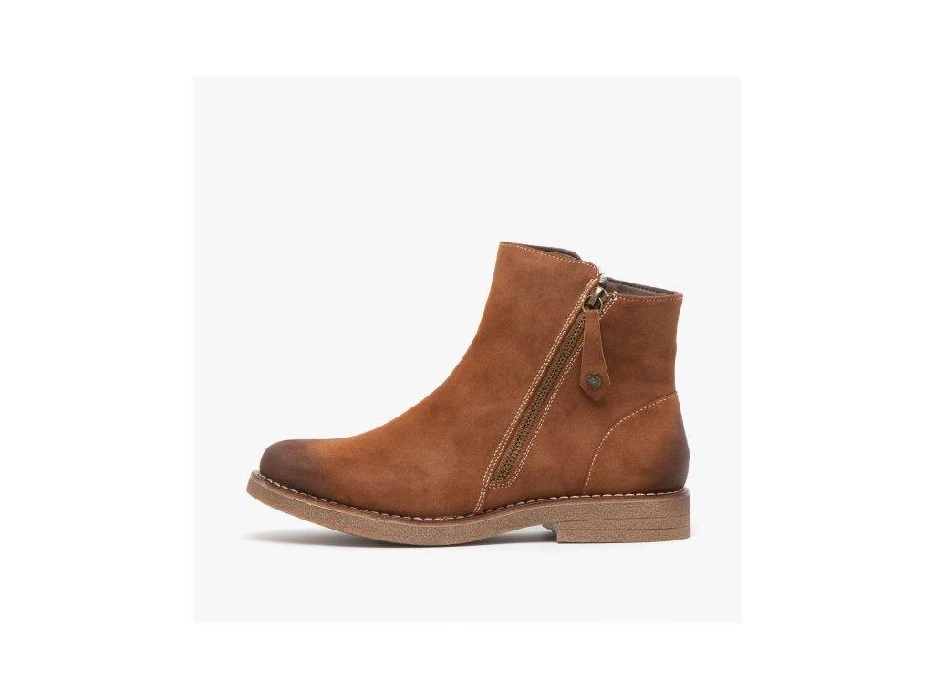rieker 97890 24 ladies ankle boots deer brown p24497 177446 image