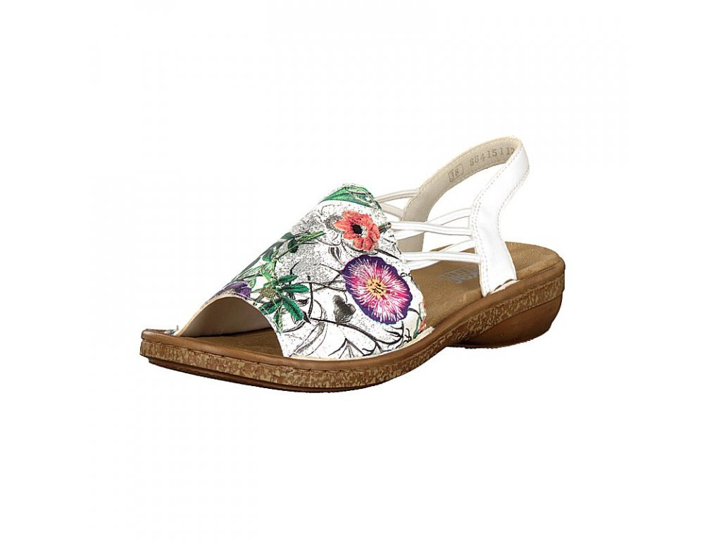 rieker damen sandale multi 628d1 90 7