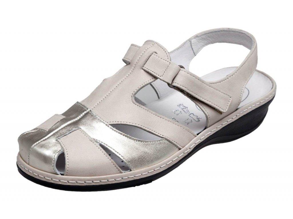 zdravotni obuv damska cs 0917 natural 1450233920180616152325