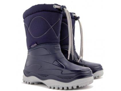 176 DEMAR Detske snehule WINDY modra