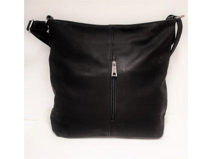 Kabelka Bella Belly Luxusní kabelka dámská černá 3038