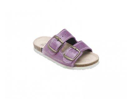detska obuv d 202 76 bp fialova 14331727