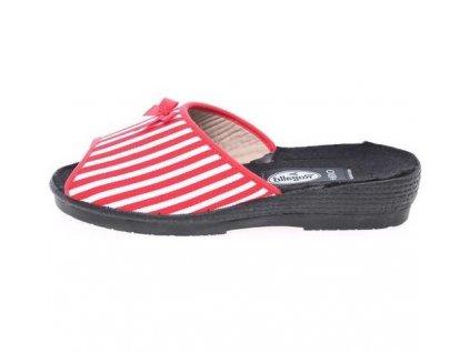 Rogallo domácí pantofle 7101008 červené dámské obuv Červená hodně levný tvWA3Kbg
