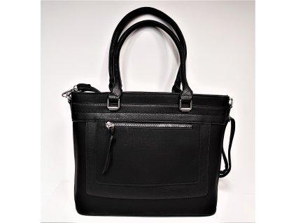 Kabelka Tapple Luxusní kabelka dámská černá H190013