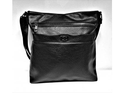 Dámská kabelka crossbody černá