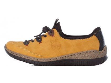 rieker N3271 68 jaune A