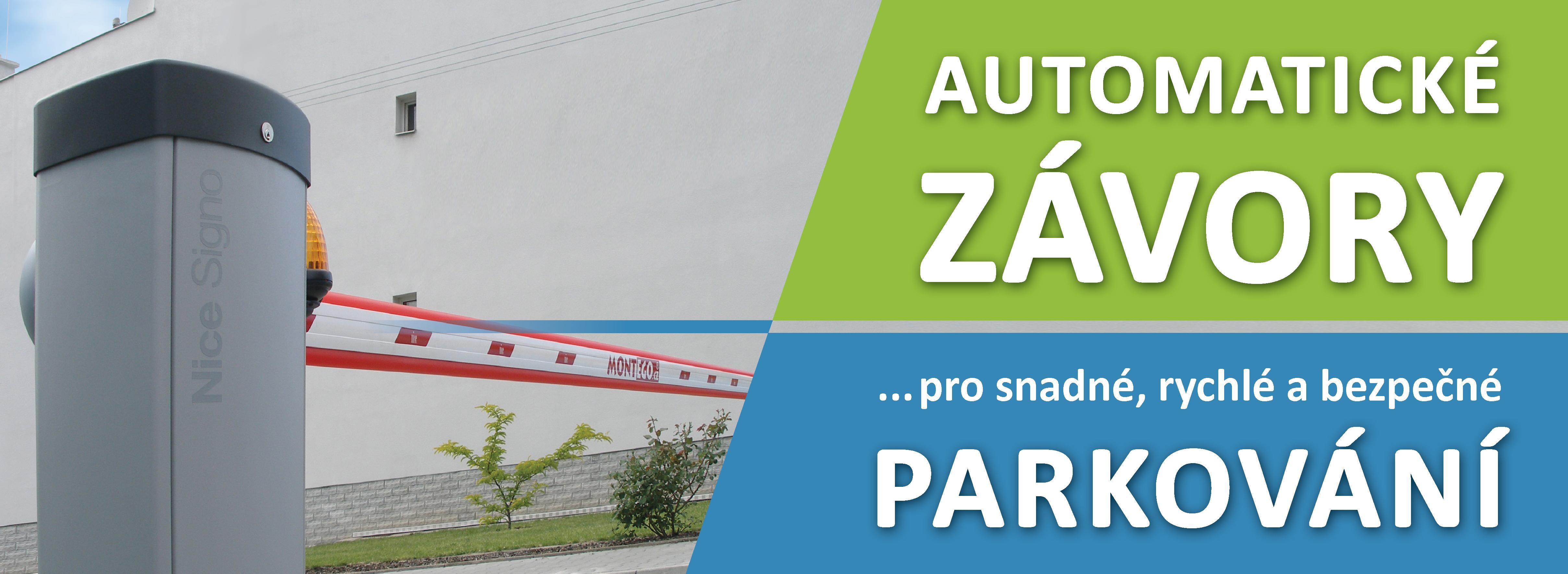 1pohony.cz - automatické závory