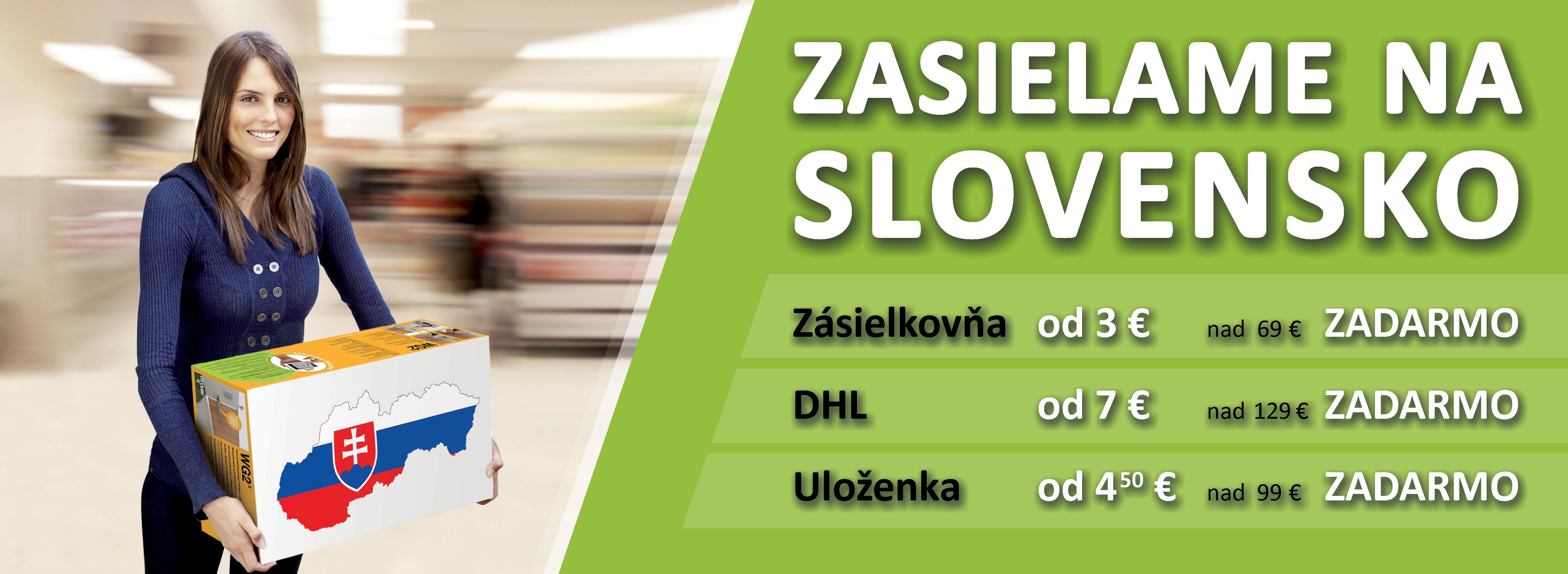 1pohony.cz - doprava Slovensko