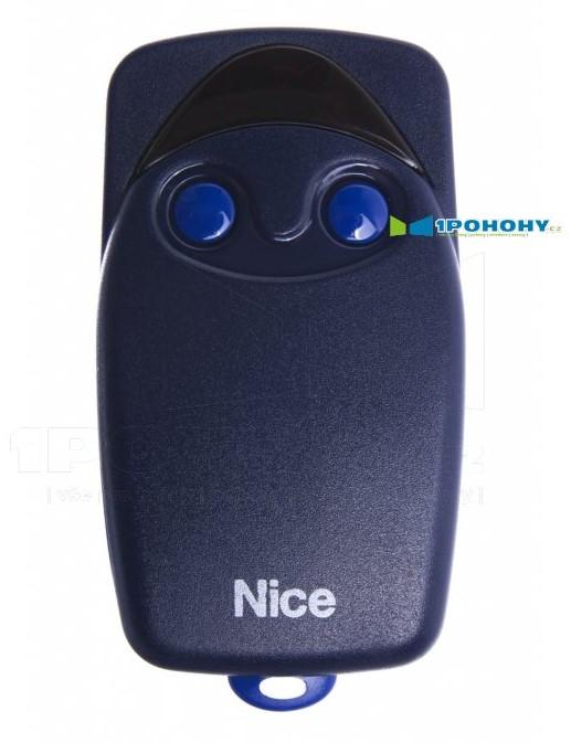 Ovladače Nice FLO, ovládače Nice s pevným kódem