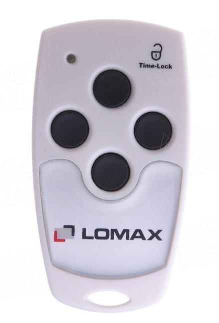 Ovladače Lomax, dálkové ovládače pro vrata Lomax