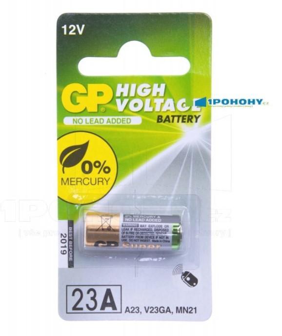 Náhradní baterie do dálkových ovládačů vrat
