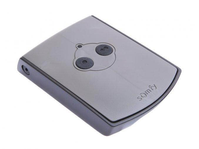 Nástěnný ovládač Somfy Keygo RWS, 2 kanálový vysílač, 433,42 MHz