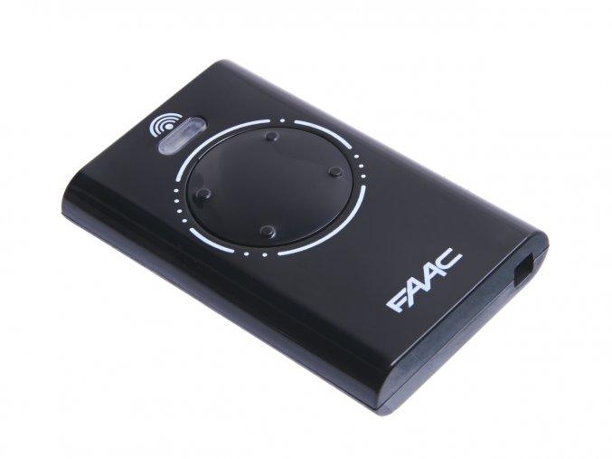 Dálkový ovládač FAAC XT4 868 SLH LRB