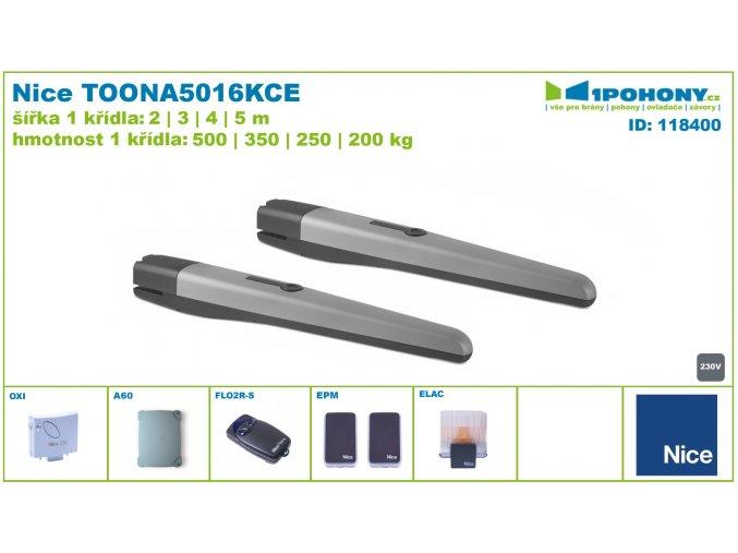 118400 Nice TOONA SET5016 KCE 010