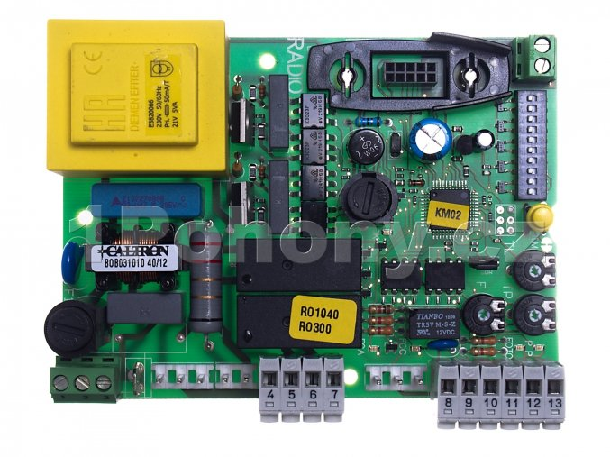 331902 ROA34 ridici jednotka pohonu ROKIT RO300 0101