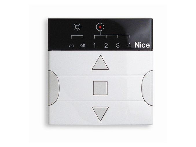 Nice PLANO4 4 kanálový dálkový ovladač pro rolety a markýzy