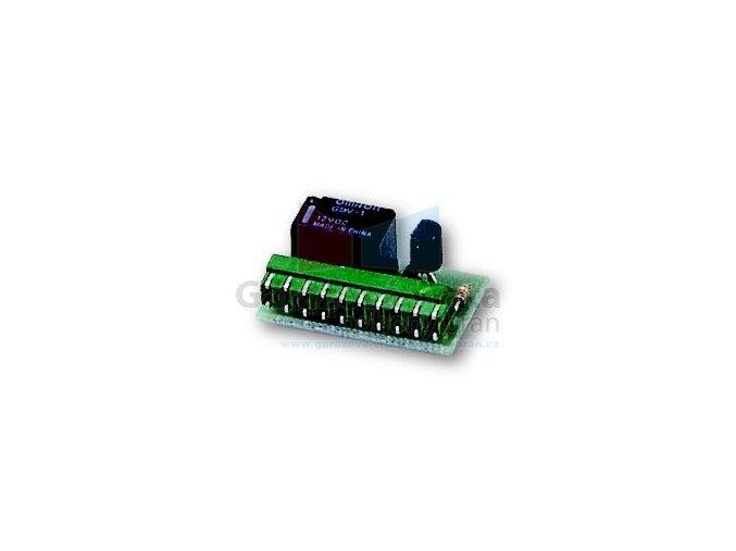 Nice MXT modul s časovačem pro přijímače ovládačů Nice řady FLOXM
