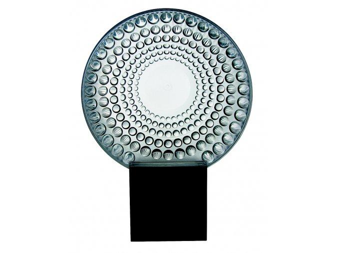 výstražná lampa MLT Nice - průhledná
