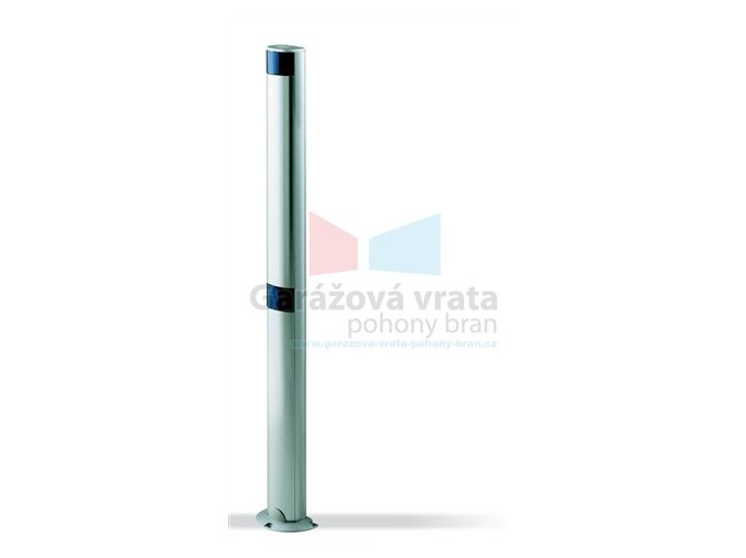MOCF2 sloupek pro 2 fotobuňky MOF o délce 100 cm