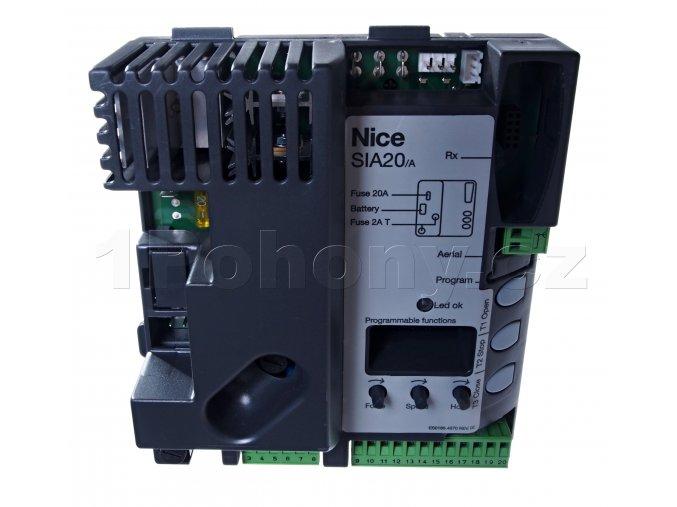 331942 Nice SIA20 A nahradni jednotka pro zavory Nice SIGNO4 SIGNO6 020