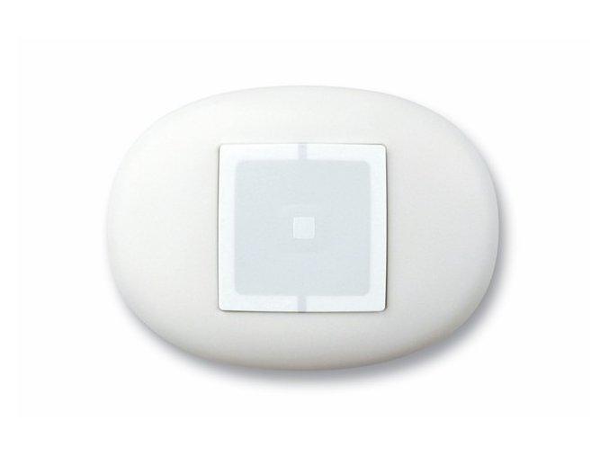 Nice WEW stolní i přenosný nárazuvzdorný kryt ovládače NiceWAY v bílé barvě