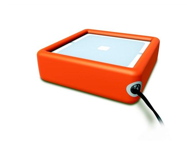 Nice WCO obal ovládače s poutkem, pro vysílače NiceWay, oranžový