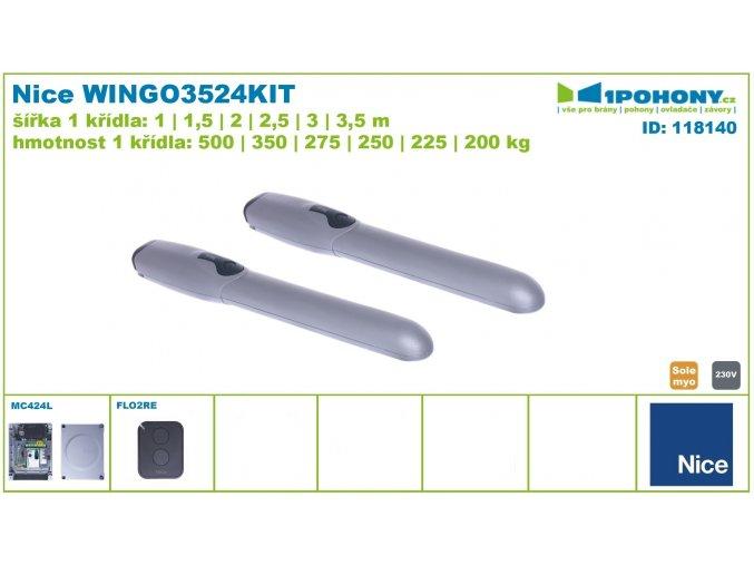 118140 Nice WINGO3524KIT 010