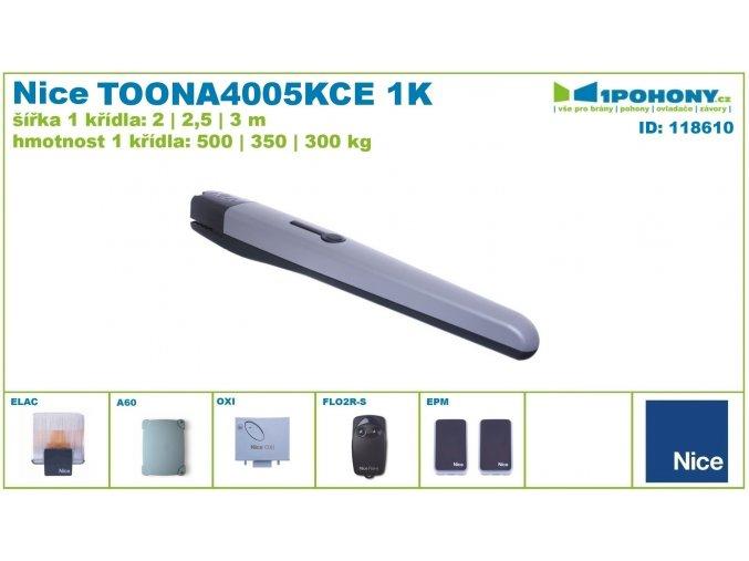 118610 Nice TOONA4005KCE 010