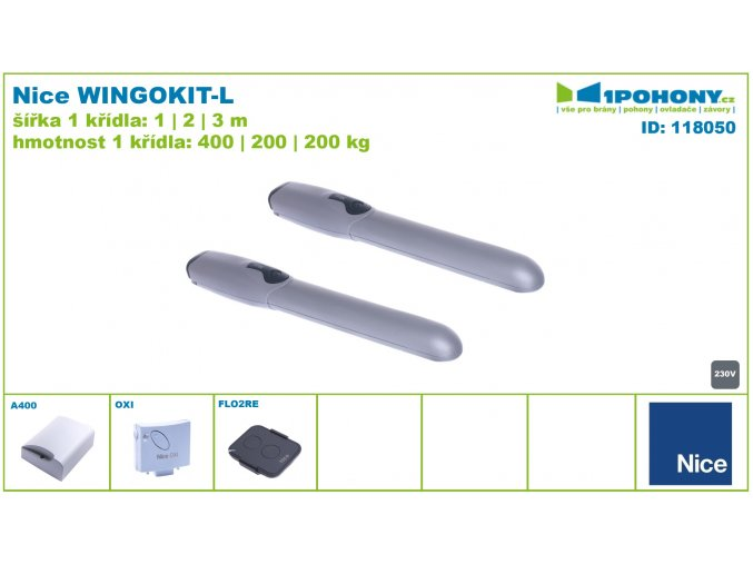 118050 Nice WINGOKIT L 010