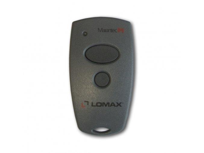 dálkový ovladač Lomax Marantec Digital 302 433 010 P2129078