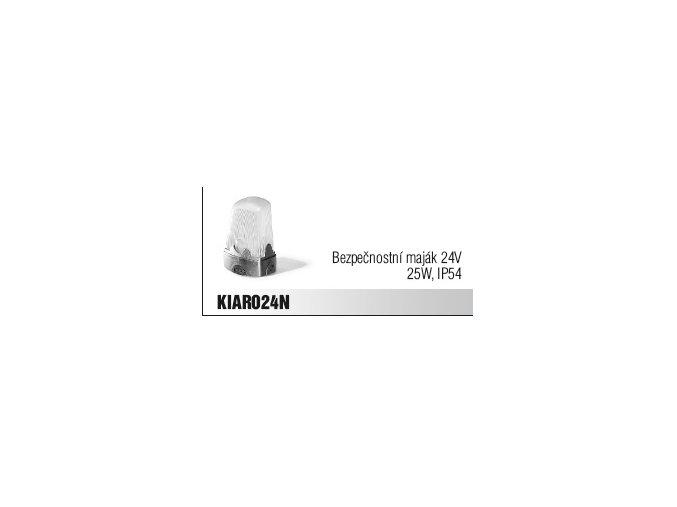 Came KIARO24N bezpečnostní maják 24V 25W, IP54