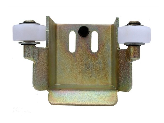 dojezdová kapsa s navedením brány KA80.1