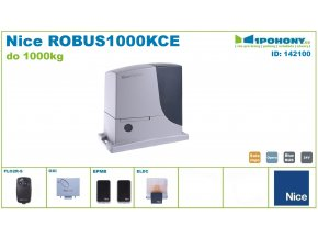 142100 Nice ROBUS100KCE 010