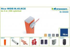 950200 Nice WIDE M 40 KCE 010