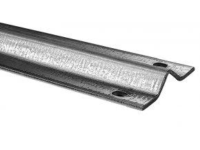 TRAIL.6 vodící V profil pro kolejnicové brány, k přišroubování, délka 6 m