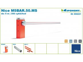 950221 Nice M5BAR 50 MS 010