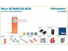950252 Nice M7BAR 60 KCE 010