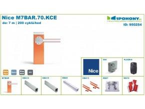 950254 Nice M7BAR 70 KCE 020