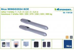 118130 Nice WINGO3524 KCE 010