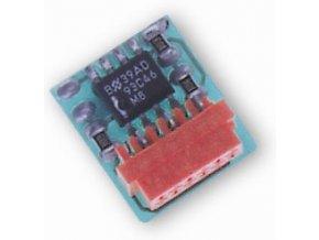 BM250 paměťová karta pro 63 vysílačů dálkového ovládání