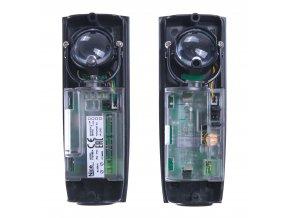 FT210B bezdrátové fotobuňky na baterii s Bluebus