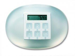 Nice WET stolní i přenosný nárazuvzdorný kryt ovládače NICE WAYv transparentní barvě