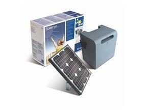 Nice SYKCE solární souprava, solární panel pro pohony bran systému Solemyo