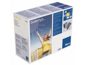 SYKCE solární souprava, solární panel pro pohony bran systému Solemayo