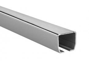 HiMotions 323.6 zinkovaný C profil pro stavbu samonosné brány, výnos až do 6 m průjezdzu, CP60-6.Zn, délka 6 m