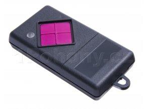 Dálkový ovladač Becker,1 kanálový, 433 MHz, pevný kód