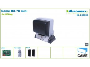 253620 Came BX 78 mini 010
