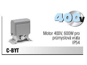 Motor 400V, 600W pro průmyslová vrata IP54