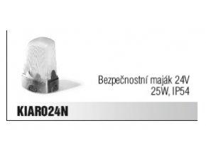 Bezpečnostní maják 24V 25W, IP54