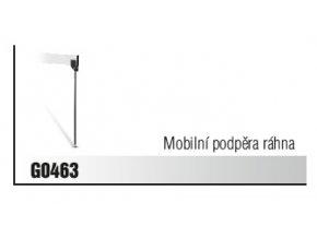 Mobilní podpěra ráhna